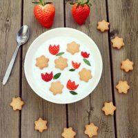 Flores y estrellas. Foto:instagram.com/idafrosk