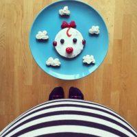 Nariz roja. Foto:instagram.com/idafrosk