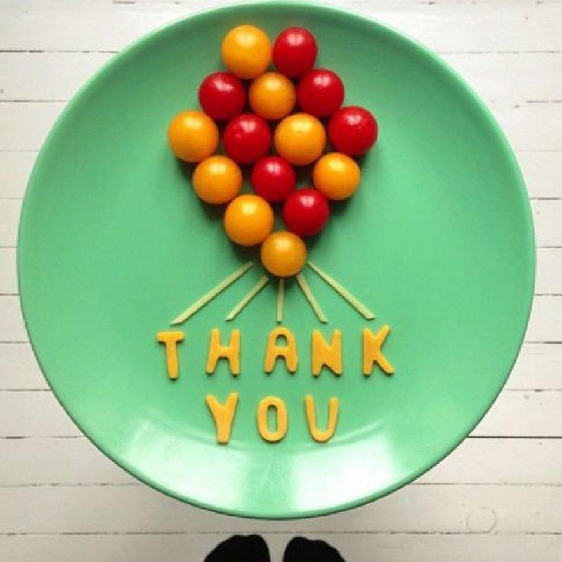 Gracias. Foto:instagram.com/idafrosk