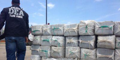 Incautan 300 kilos de cocaína al norte de Puerto Rico