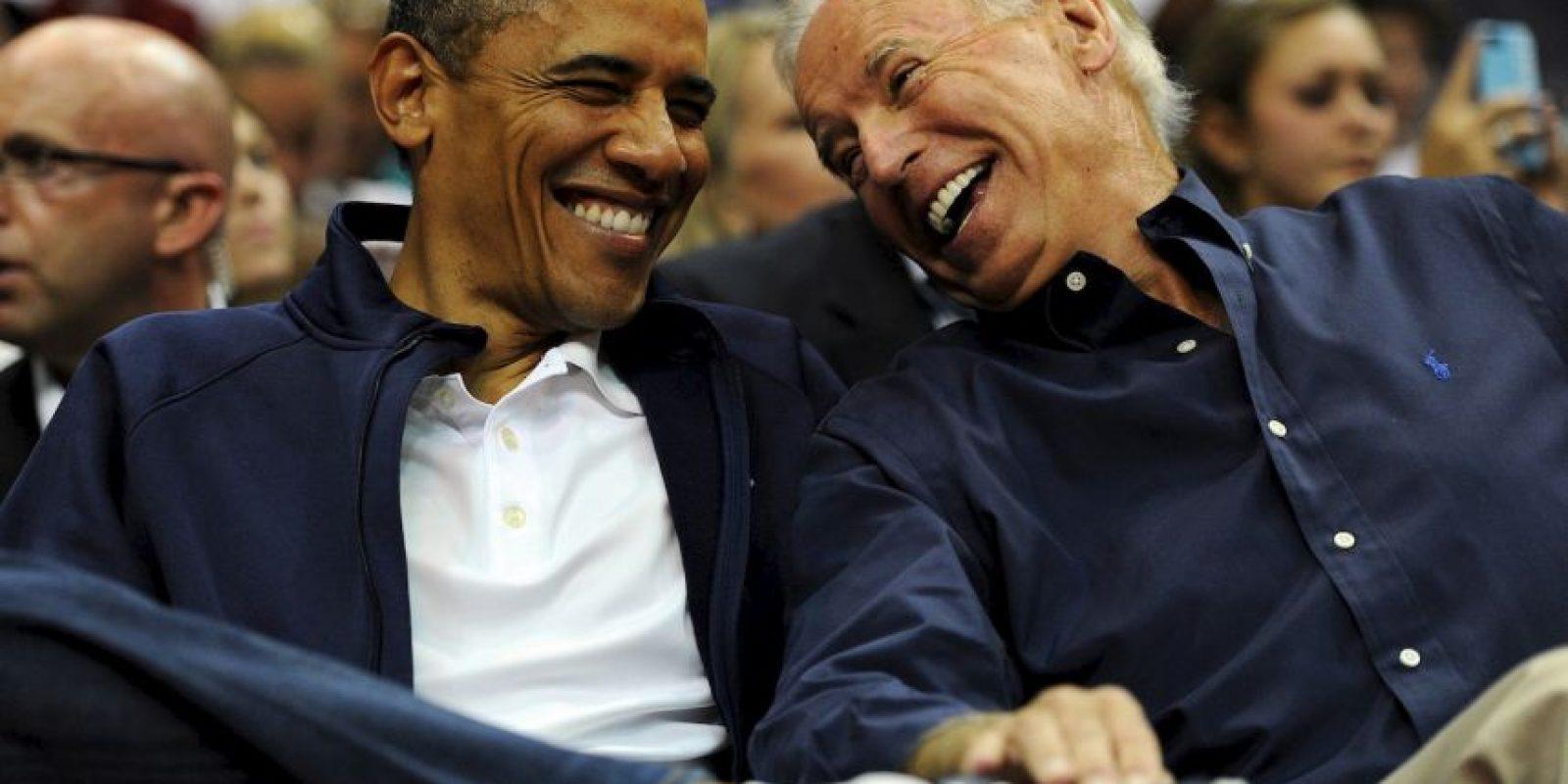 Biden es vicepresidente desde 2009. Foto:Getty Images