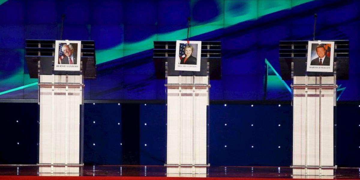 ¿Quién fue el ganador del debate presidencial demócrata? Esto dice Google