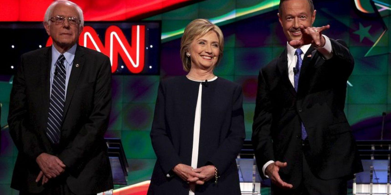Y dejaron a un lado la controversia para discutir temas sociales. Foto:Getty Images