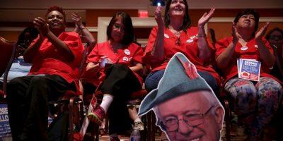 Aunque se postuló por el partido Demócrata, no está afiliado al mismo Foto:Getty Images
