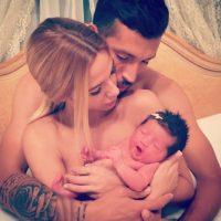 Shaila Garay Gorro nació el 12 de octubre de 2015. Su madre fue la encargada de presentarla en las redes sociales. Foto:Vía instagram.com/tamara_gorro
