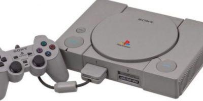 La evolución del PlayStation. PS1 Foto:Sony