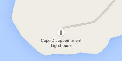 Cape Disappointment Lighthouse (Ilwaco, Washington state, Estados Unidos) Foto:Vía Instagram @sadtopographies