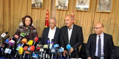 Está compuesto por cuatro organizaciones clave de la sociedad civil tunecina. Foto:AP