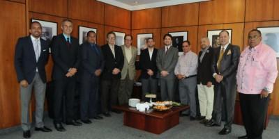 Felipe Vicini comparte con editores deportivo