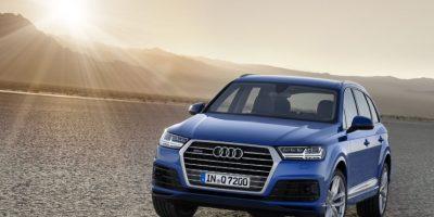 Audi Q7, lujoso diseño para gustos exquisitos