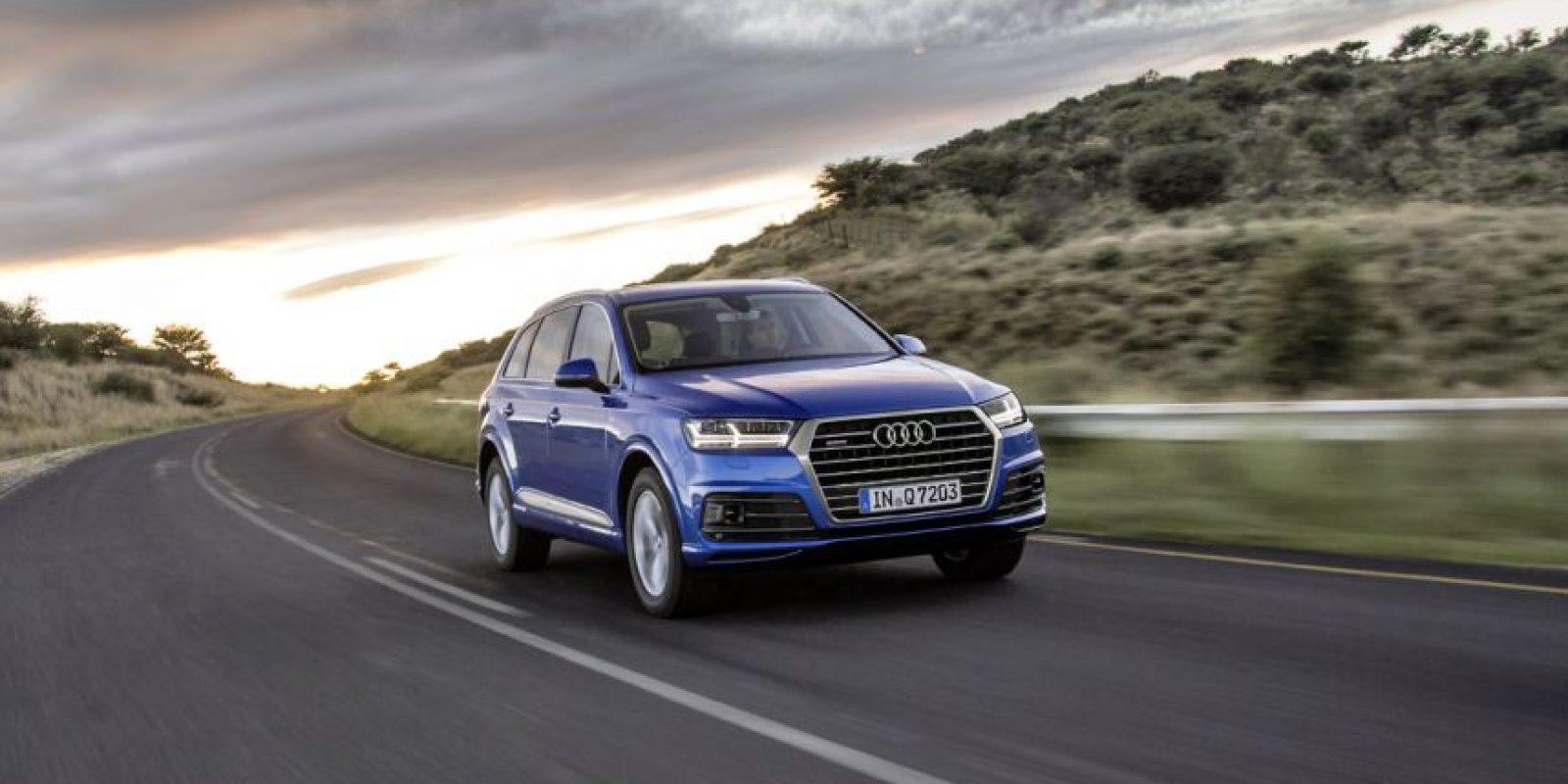 Audi Q7. Foto: cortesía de Staffeld & Co