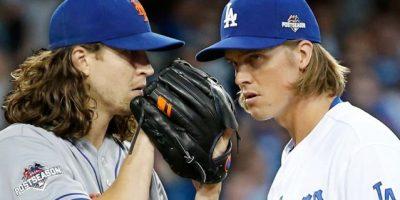 Zack Greinke y Jacob deGrom listos para decisivo choque en L.A.