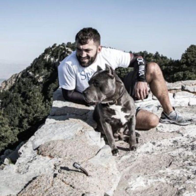 Fue el último peleador que derrotó a Travis Foto:Vía instagram.com/bigfootsilva