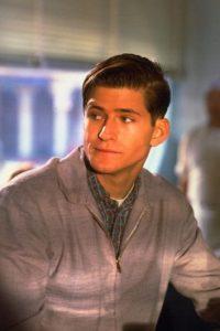 """Encarnó a """"George McFly"""", el chico tímido que se convertirá en el padre de """"Marty"""" Foto:IMDB"""