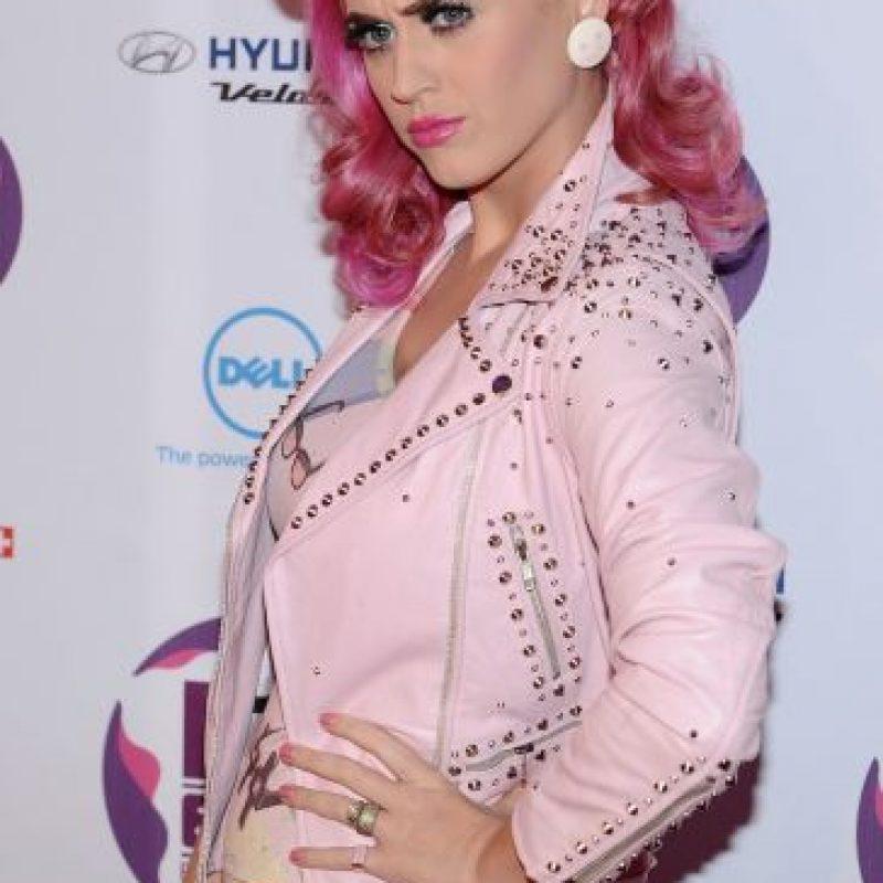 El tono natural de su cabello es rubio. Foto:Getty Images