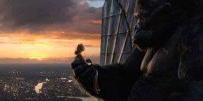 """King Kong"" es el nombre de un gigantesco gorila ficticio Foto:IMDb"