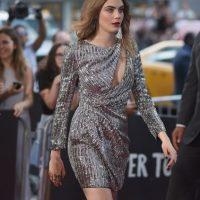 En el pasado salió con la actriz Michelle Rodríguez. Foto:Getty Images