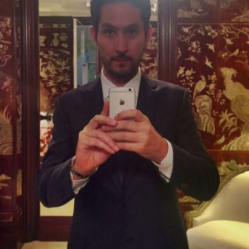 La elegancia nunca se pierde. Foto:instagram.com/kevin