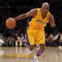 Lamar fue uno de los basquetbolistas más exitosos de su generación. Pasó gran parte de su carrera en Los Ángeles jugando para los Lakers y los Clippers. Foto:Getty Images