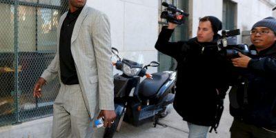 5. Fue detenido por conducir alcoholizado Foto:Getty Images