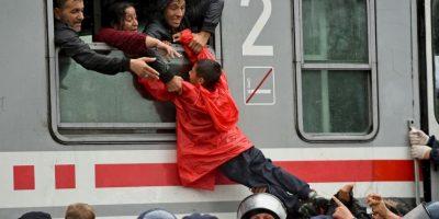 7. Hoy Turquía llegó a un acuerdo para mejorar sus controles y registrar a los refugiados. Foto:Getty Images