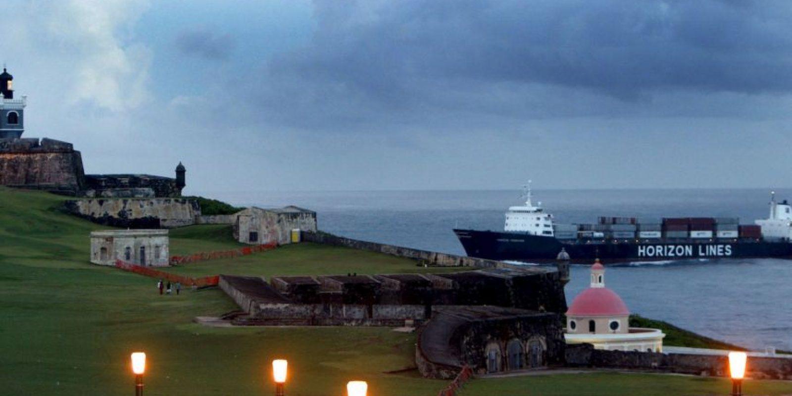 Castillo San Felipe del Morro (Viejo San Juan) Foto:Getty Images