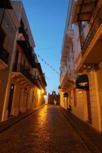 Calles del Viejo San Juan Foto:Getty Images