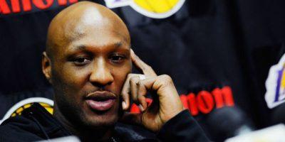 Lamar Odom y los 10 basquetbolistas adictos a las drogas