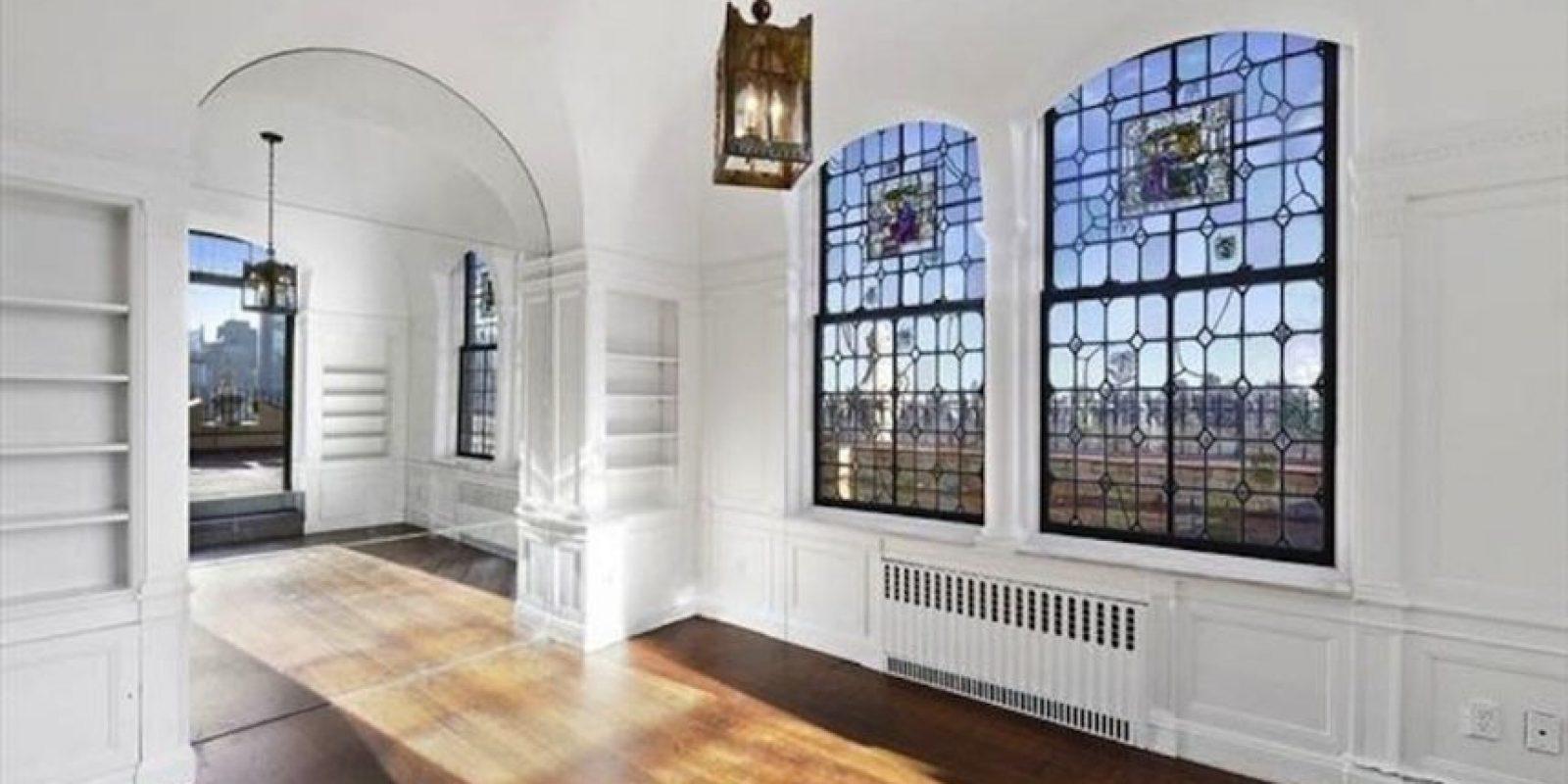 La sala de fiestas. Foto:corcoran.com