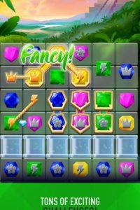 El juego contiene puzzles, joyas brillantes y lugares exóticos. Foto:Rovio