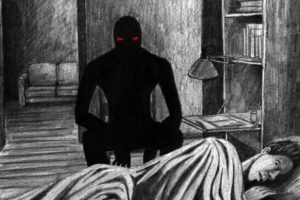 En otras culturas, es un fantasma de un pariente o un súcubo que causa pesadillas. Foto:vía Tumblr