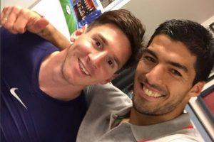 Suárez y Messi se acercaron debido a las similitudes culturales entre argentinos y uruguayos. Foto:Vía instagram.com/luissuarez9