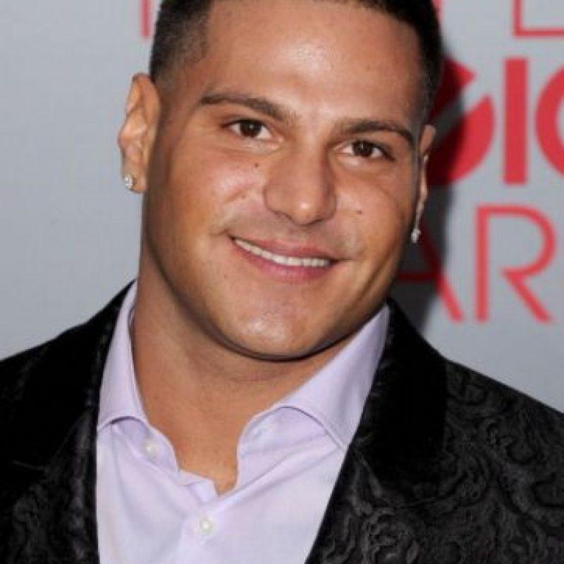 Ronald Ortiz -Magro estuvo en lucha libre y tenía una relación con Samantha Giancola. Foto:vía Getty Images