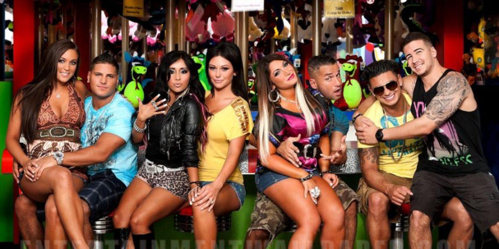 El programa duró de 2009 a 2012 y retrataba la alocada vida de varios chicos en el verano. Foto:vía MTV