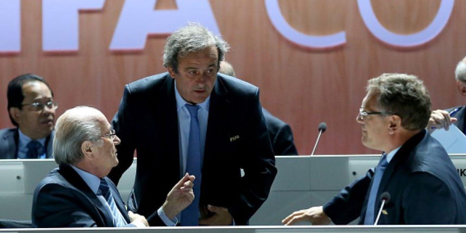 7. Suspensión de miembros importantes de la organización Foto:Getty Images