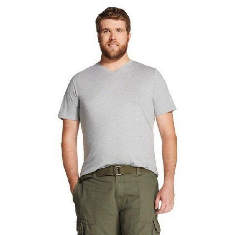 Para él era vergonzoso comprar ropa. Foto:vía Target