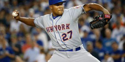 Jeurys Familia estuvo intocable en la serie entre Mets y Dodgers