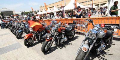 NATIVOS Motorcycle Club ofrece exhibición de motocicletas 2015