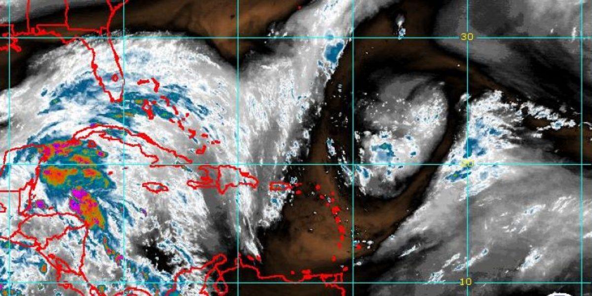 Vaguada sobre Puerto Rico podría incidir mañana en condiciones del tiempo RD