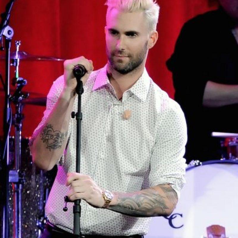 Adam padece DDAH (desorden de déficit de atención e hiperactividad) Foto:Getty Images