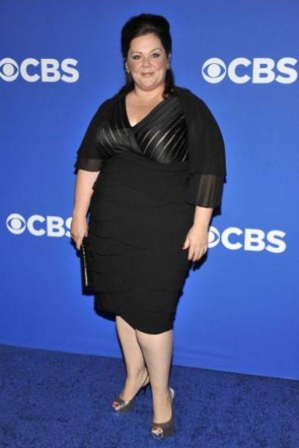 La estrella de la televisión se ha destacado por ser una actriz de talla grande. Foto:Getty Images