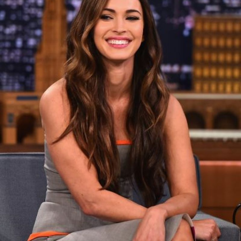 A pesar de su divorcio, Megan Fox ha demostrado que su vida de madre no se vio afectada. Foto:Getty Images