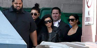 Y fue hasta esta mañana, que las estrellas de la televisión regresaron a sus actividades cotidianas. Foto:Getty Images