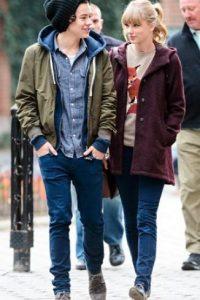 Harry y Taylor no tienen la mejor relación. Sin embargo, son cordiales cuando se encuentran en los eventos sociales. Foto:Grosby Group