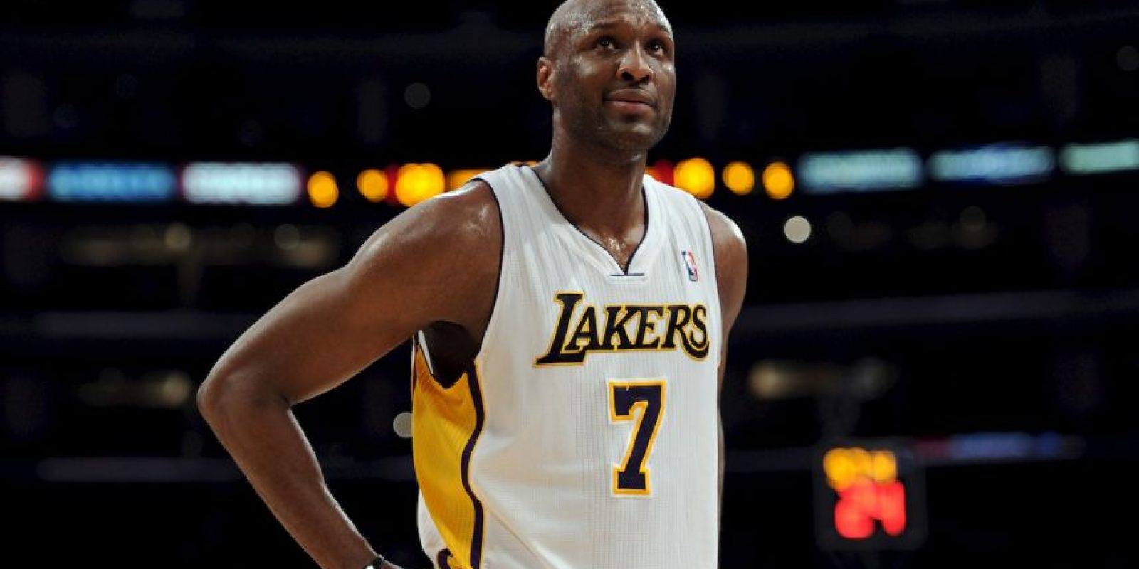 Pero su consolidación llegó en su paso por Los Angeles Lakers, combinado del que formó parte de 2004 a 2011. Foto:Getty Images