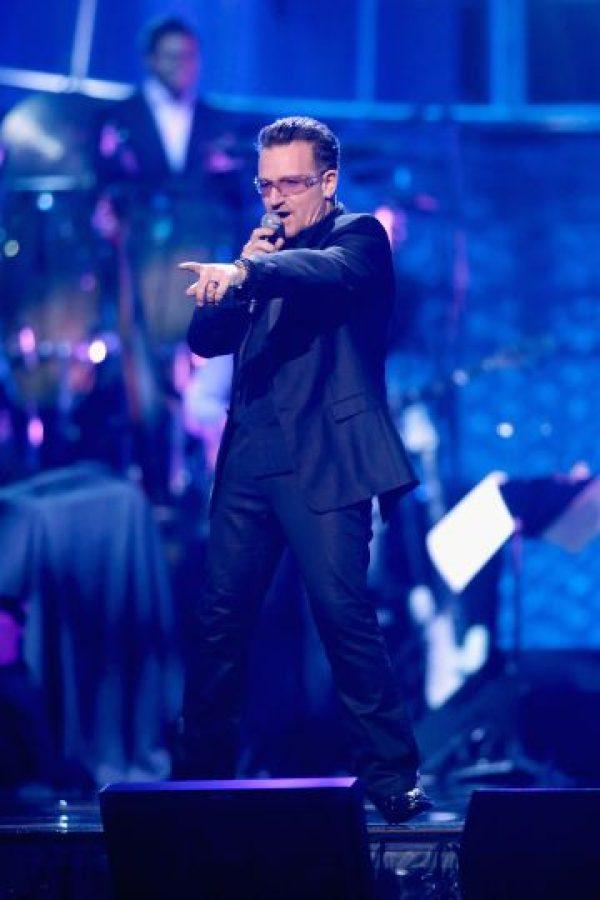 El concierto causó revuelo entre los fans por los invitados inesperados que se apoderaron del escenario. Foto:Getty Images
