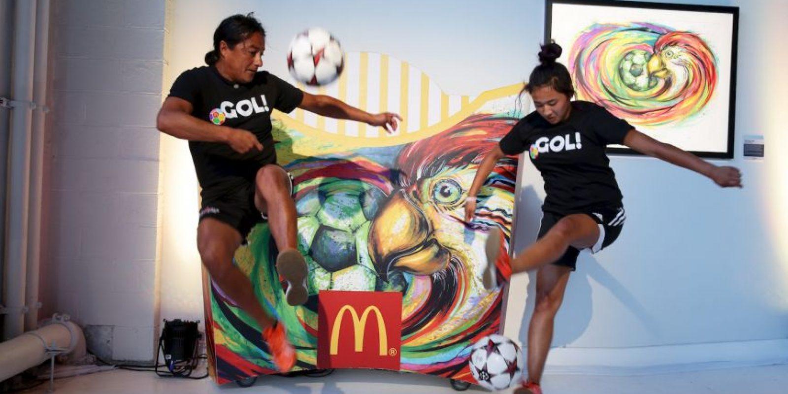 """Por este mismo escándalo de corrupción, el pasado 2 de octubre los mayores patrocinadores de la FIFA, """"Coca-Cola"""" y """"McDonalds"""" exigieron la renuncia de Joseph Blatter, pero de manera inmediata, mediante un comunicado. Foto:Getty Images"""
