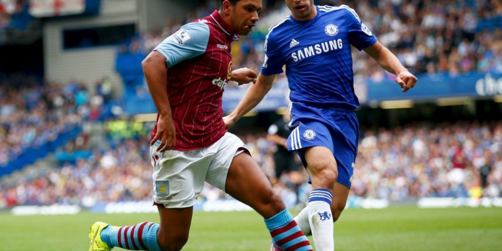 7. Chelsea vs. Aston Villa (Premier League) Foto: Getty Images