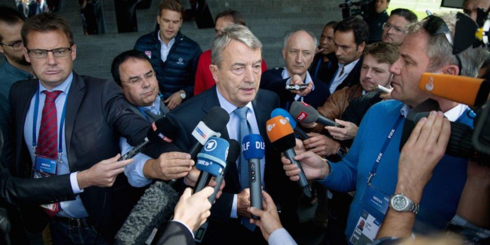 3. Se destapa la red de corrupción que hay en la FIFA Foto:Getty Images