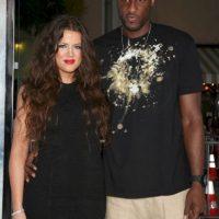 2. Infidelidad a Khloé Kardashian Foto:Getty Images
